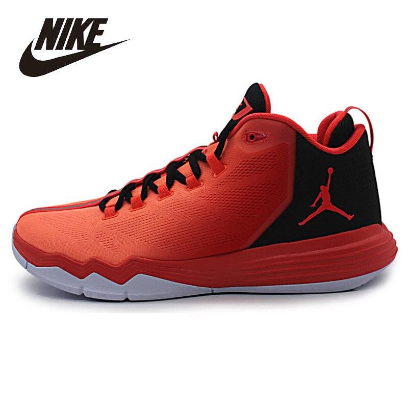 NIKE Original AIR JORDAN CP3 Mens Basketball Shoes Comfortable High Quality  Anti-slip outdoor Sport