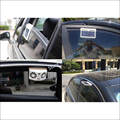For mazda Car Solar Fan Air Vent Cool Fan Cooler Ventilation System Radiator HIGH QUALITY Portable New arrival car window fans
