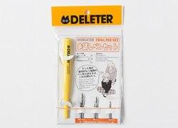 Deleter Trial Pen Set Dip Pen Set Pen Holder Maru-Pen/G-Pen/Saji Pen Cartoon Drawing Pen