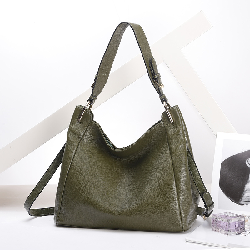 Women Shoulder Bags Genuine Leather Handbags Female Fashion Messenger Crossbody Bag Ladies Luxury Tote Bag Purse sac a main недорого
