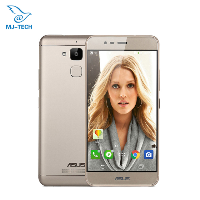 ASUS Zenfone Pegasus 3X008 RAM 2GB 16GB Android 6.0 Quad Core 5.2 '' сканер отпечатков пальцев 4100 мАч