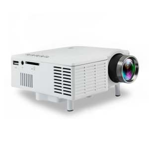 Led-Projector Beamer Cinema Mini Home Theater Family Portable 1080P Input UC28B Tf-Card