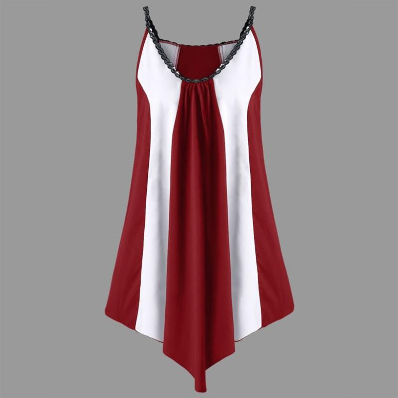 Women Sling Beach Casual Dresses Fashion Hit Color Patchwork Summer Dress Femme Robe WS8269X