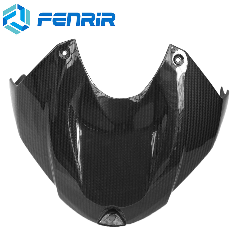 FENRIR <font><b>Carbon</b></font> <font><b>Fiber</b></font> Motorcycle Full Fairing Kits Fuel Tank Protective Cover for <font><b>BMW</b></font> <font><b>S1000rr</b></font> 2015-2018 image