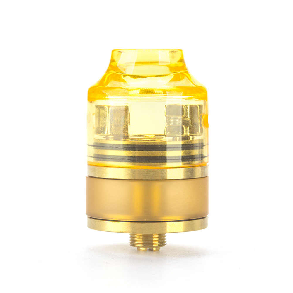 Coil Father Nano RDTA Tank 2ml 22mm Diameter Atomizer Easy Building Deck Adjustable Airflow For Electronic Cigarette Box mod