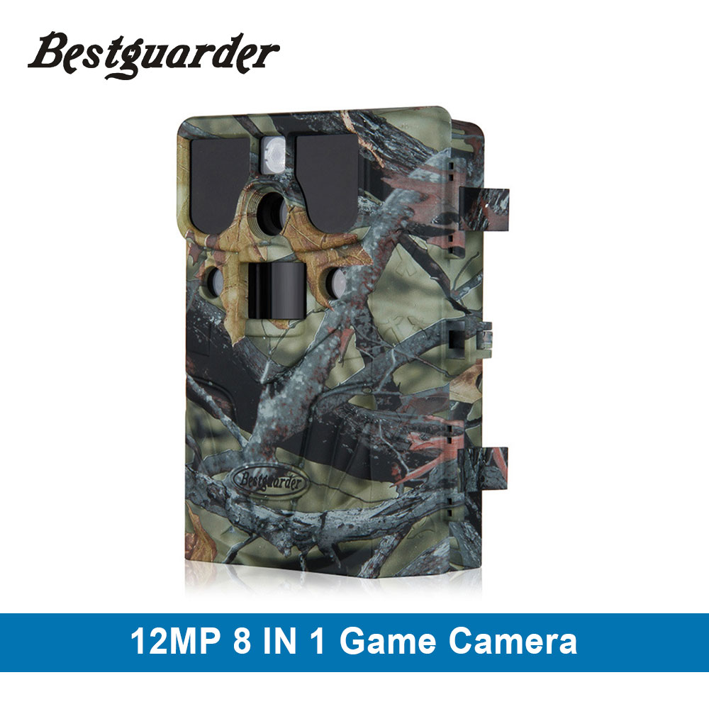 WIFI SD Card 12mp 44pcs LED Infrared scouting camera Night Vision hunting camera traps wildlife Trail cameras detection 85ft 2016 new qlm 940n 12mp 940nm night vision wildgame trial camera hunting cameras with 8gb sd card free shipping