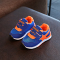 Newest 2017 Summer Baby Girls Boys Casual Shoes Infant Breathable Air Mesh Kids Sneakers Children Star Outdoor Sports Shoes