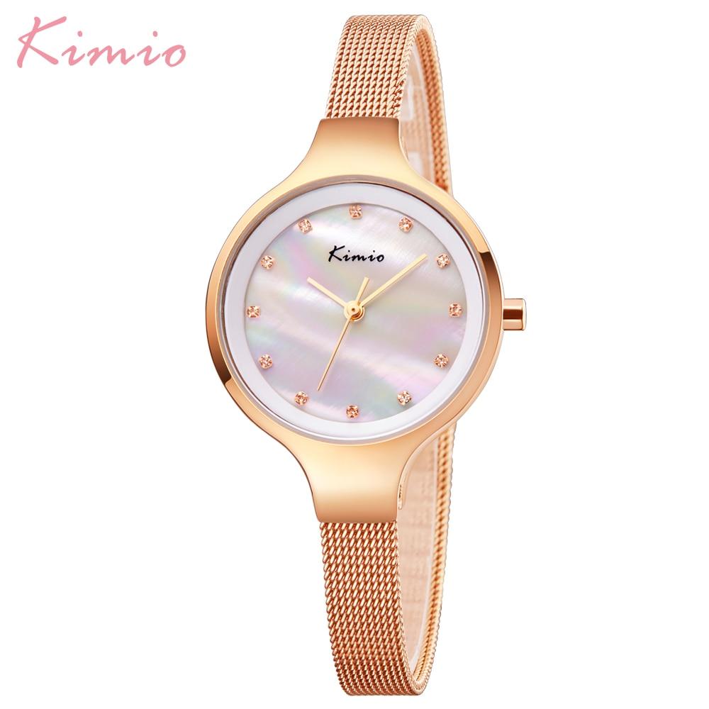 किमियो शीर्ष ब्रांड - महिलाओं की घड़ियों