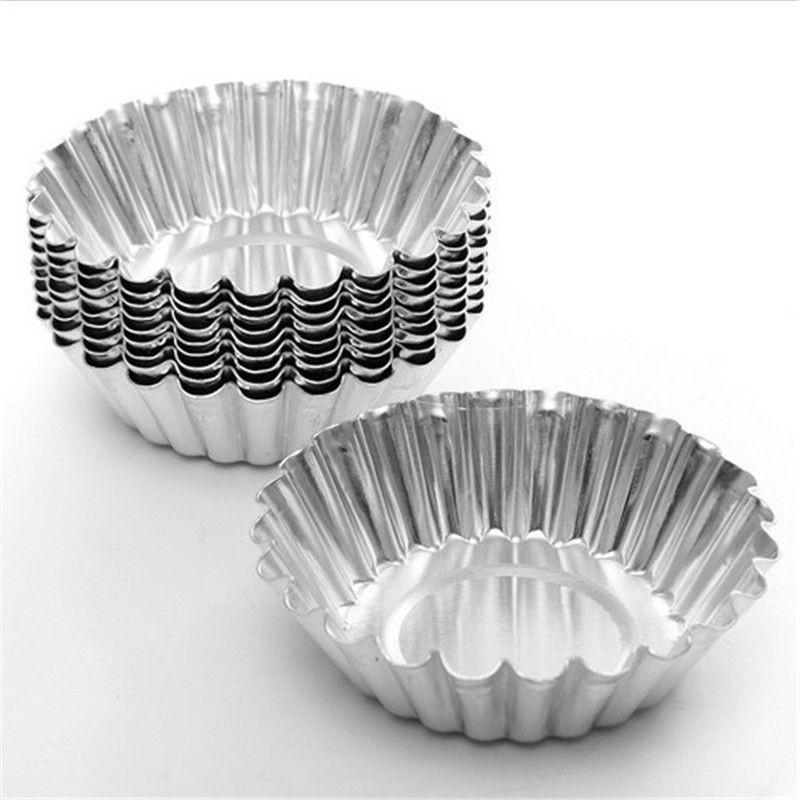 Aluminium Tart Molds