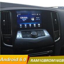 Android 6,0 Quad core 1024*600 dvd-плеер автомобиля для Ниссан Максима A35 2009-2014 радио gps стерео BT WI-FI mirrorlink мультимедиа
