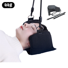AAG Portable Neck Pain Relief relaxing Hammock Neck Nerve Headache Massage Foam Napping Sleeping Pillow Cushion For Home offiice home office neck relief neck massage hammock stretch neck muscles posture correction