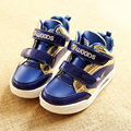 Spring New children shoes boys and girls casual shoes kids flat spell color shoes student casual sport shoes