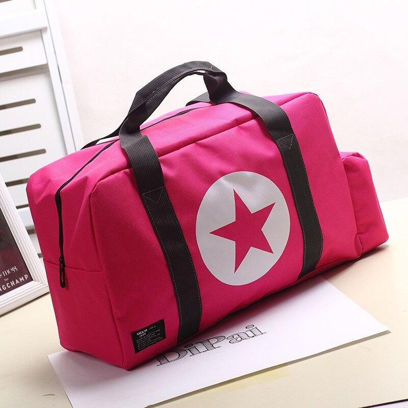 Unisex Sports Bag Travel Outdoor Shoulder Bags Handbag Tote Sports Bags Duffel Men Crossbody Large Clothing Storage Bag