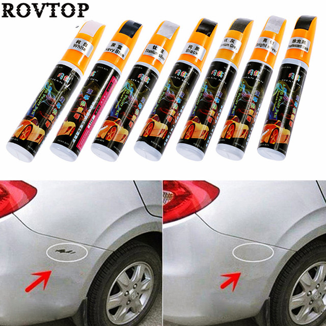 Waterproof Car Care Paint Repair Pens Car Care Remove Scratches Maintenance Paint Care Auto Paint Pen Car-styling Paint Booth