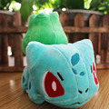 Cartoon Pocket Monster Bulbasaur Plush Toys Pocket Monster Plush Doll Pokemon Singular Seed For Boys Girls Kids Children Gift