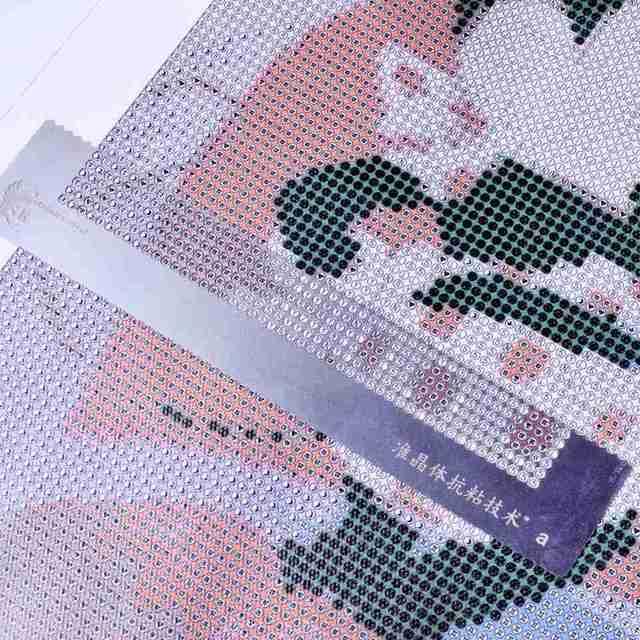 Diy Diamant Malerei Zubehör Edelstahl 141mm Diamant Stickerei Zeichnung Mesh Herrscher Punkt Anti-stick Bohren Herrscher Werkzeuge