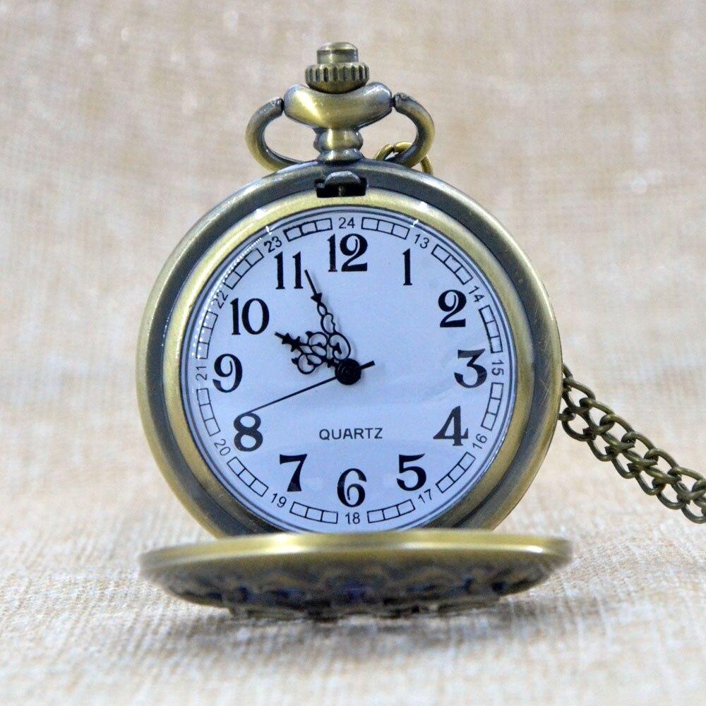 Ρολόι μόδας 2016 ρολόι τσέπης κοίλο - Ρολόι τσέπης - Φωτογραφία 4