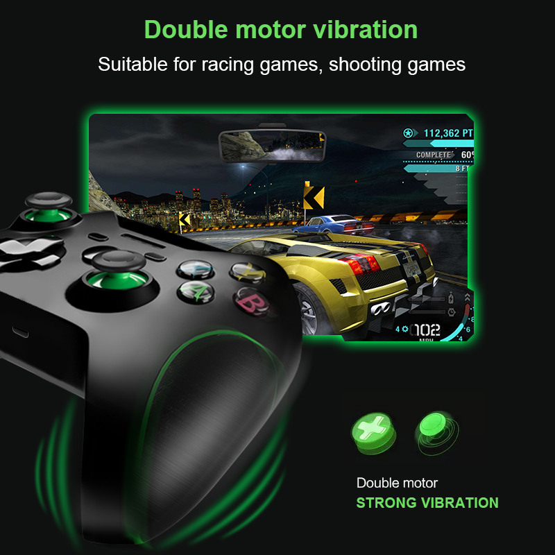 Image 5 - DATA FROG 2.4G Wireless Controller For Xbox One Console For PS3 For Android Phone Gamepads Game Joysticks For PC Win7/8/10-in Gamepads from Consumer Electronics