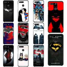 Soft Silicone Case for Honor 10 Lite Black Cover 9 7a 7c Floral Phone