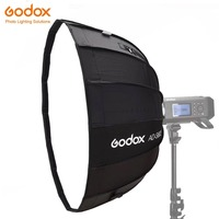 Godox 65cm AD S65S built in silver softbox with honeycomb grid Godox Mount softbox for AD400PRO flash