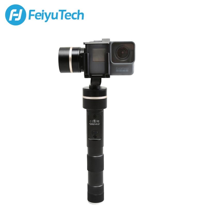 FeiyuTech FY G4 QD para Gopro5 / Gopro4 Camera 3 Eixo Cardan G4 - Câmera e foto