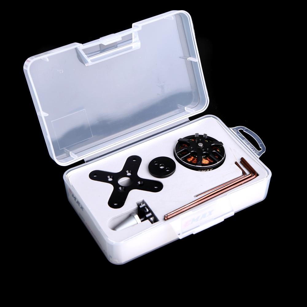Livraison Gratuite EMAX Brushless Moteur MT3510 600KV KV600 Plus Fil Moteur pour RC FPV Multicopter Quadcopter Partie
