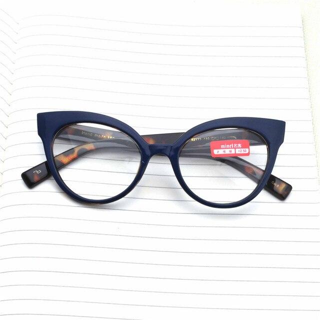 ff2e07d9c8 MINCL Cat glasses reading glasses progressive multifocal women fashion custom  reading fatigue glasses radiation LXL