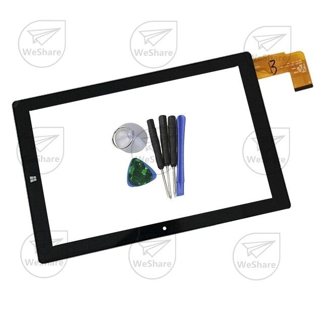 """10.1 """"Сенсорный Экран HSCTP-722-10.1-V1 для Chuwi Hi10 CW1515 Tablet PC с Зондирования Отверстие Дигитайзер Стеклянная Панель Замена"""