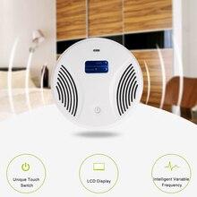 ЖК-дисплей интеллектуальные электронные ультразвуковой Мыши Отпугиватель УФ Rat электронный вредителей ультразвуковой отпугиватель/электромагнитных волн