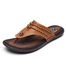 HOT! 2017 sommer Neue Mann Freizeit Hausschuhe Schuhe Mode Für Männer Casual Strand Sandalen Flip-Flops Männlich größe 39-44/03