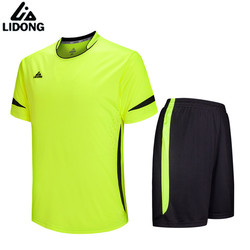 Kids soccer jersey sets survetement football 2019 kit sports jerseys uniforms shirts short maillot de foot DIY number name