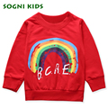 SOGNI KIDS 1 To 4 Ages Cotton Children Kids Boys Grils Shirts Boys Baby toddler Outerwear Clothing Spring 2017