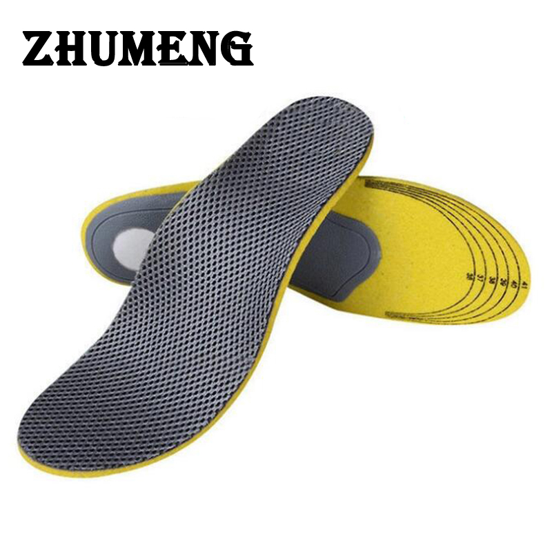 ZHUMENG Insole for Shoes Foot Care Pads for Foot Pain Relieve Height Comfortable Insoles for Men Women Scholls Insoles