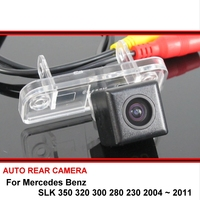 For Mercedes Benz SLK 350 320 300 280 230 2004~2011 Car Waterproof Night Vision reverse Rear View Reversing Backup Camera SONY