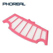 PhoReal wirless aspiradora Robot Cleaner Accessories 5pcs HEPA Filter For Vacuum FR 8 Replacement Parts staubsauger