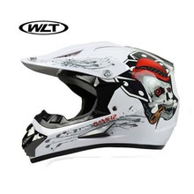 WLT Off Road Racing Motorcycle Helmet Men ATV Dirt Bike Moto