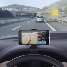 Dashboard Car Phone Holder 360 Degree Mobile Stand Grip in Universal Adjustable Cell Mount