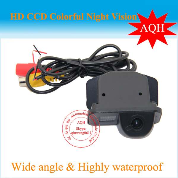 Promotion Hot Selling car rear view camera special car camera reverse backup rearview for TOYOTA COROLLA VIOS Free Shipping