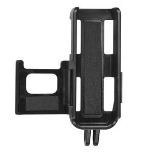 Image 5 - マウントブラケットホルダーdji osmoポケットジンバルカメラハウジングシェルケースカバーアクションカムのためのマウント三脚バックパック胸ベルト