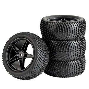 4PCS 1:10 Off-road Tire 85*32m