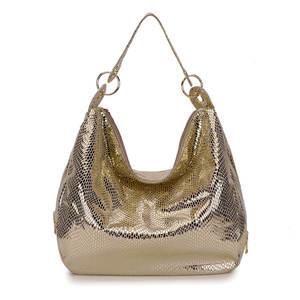 7eff0e771f8 Luxury Handbags Women Bags Designer Snake Ladies Shoulder Bag Serpentine  Women Bag Gold Tote Handbag for Women 2018 Bolsos Mujer