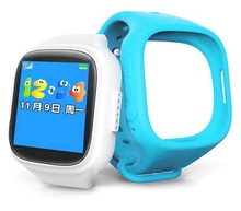 GPS Smart Kid Safe for smart Watch Wristwatch SOS Call support SIM card with 4 colors Support GSM phone Android&IOS