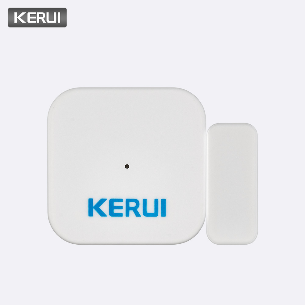 KERUI D028 Home Portable Wireless Safety Door Window Magnet Sensor Anti-Tamper Burglar Alarm Detector for KERUI Alarm SystemKERUI D028 Home Portable Wireless Safety Door Window Magnet Sensor Anti-Tamper Burglar Alarm Detector for KERUI Alarm System
