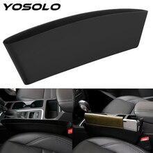 YOSOLO Car Organizer Seat Crevice Storage Bag Auto Phone Holder Pouch Gap font b Key b