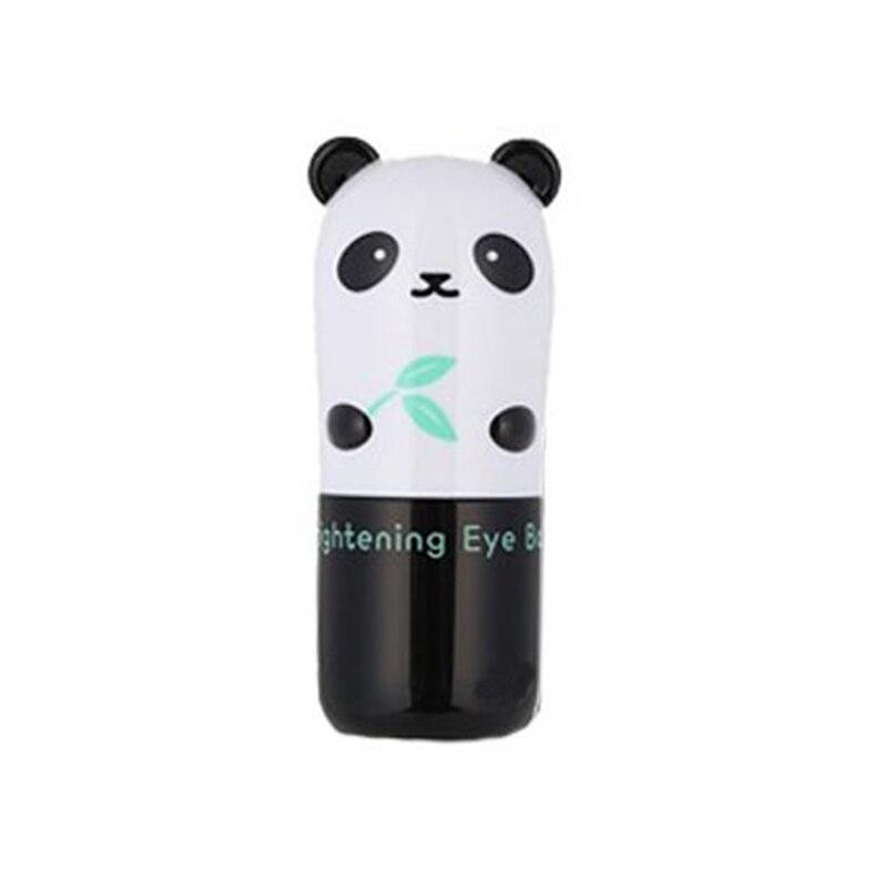 все цены на Korea Cosmetics Panda's Brightening Eye Base 9g Eye Care Wrinkle Concealer Base Makeup Eye Cream Moisturizing Anti Puffiness онлайн