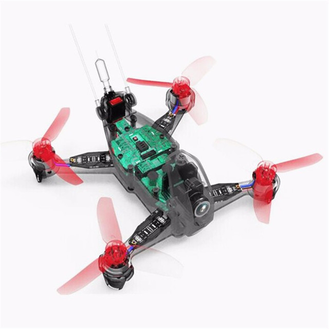 Walkera Rodeo F110 110mm FPV Racing Drone w/ 600TVL HD Camera 5.8GHz 40CH Transmission BNF RTF