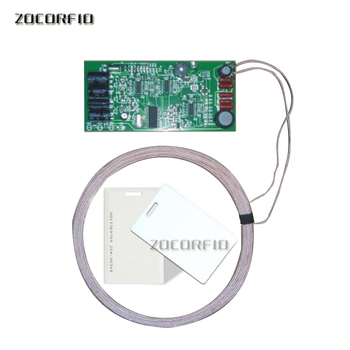 30~80cm distance 125KHz RFID reader module with wiegand26 use for access control system