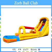 Free Shipping Hot Sale Giant Inflatable Water Slide For Sale/Used Inflatable Slide N Slide For Adult