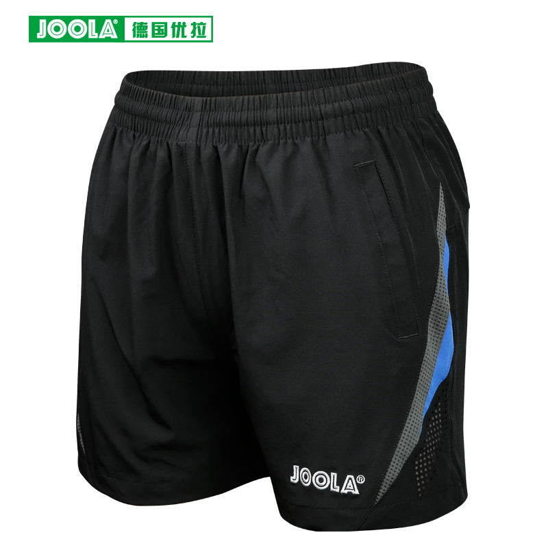 JOOLA 732 (2018 New) Table Tennis Shorts For Men / Women Ping Pong Clothes Sportswear Training Shorts