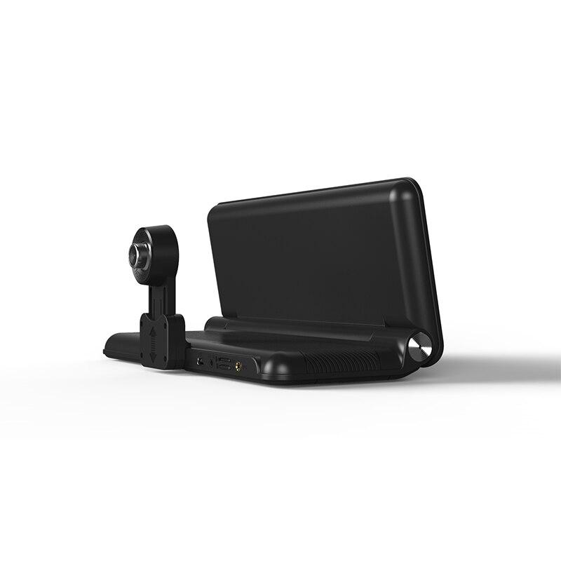 GPS de voiture Panlelo 781 sur caméra de tableau de bord DVR 7.84